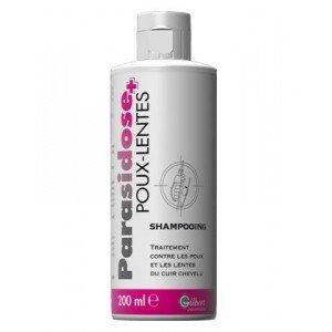 Parasidose-anti Poux Shampooing Traitant Parasidose, 200 ml