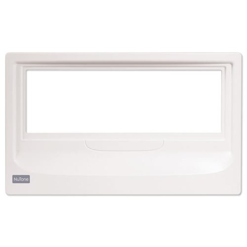 NuTone NF100MWH Master Retrofit Frame for NM series - White Nutone Intercom (Nutone Retrofit Intercom compare prices)
