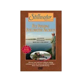 Fly Fishing Stillwater Secrets (Tutorial DVD)