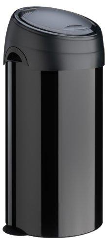 Meliconi 14000553106BD Pattumiera Lusso con Apertura a Pressione Soft-Touch, 60 L