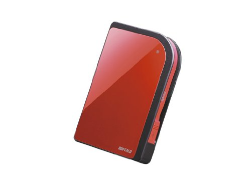 Buffalo ministation extreme hdd esterno 500 gb rosso for 500 esterno