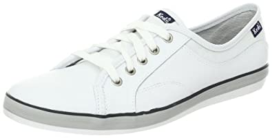 Keds Women's Coursa LTT Oxford,White,6 M US