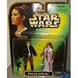 Star Wars -Princess Leia and Han Solo Two Figure Pack