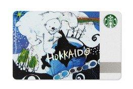 スターバックス STARBUCKS スタバ カード シティ 北海道
