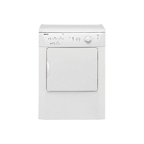 Beko DRVT71W 7kg Freestanding Vented Tumble Dryer - White