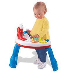 Fisher-Price: Elmo's Sing & Teach Table (Cookie Monster Fisher Price compare prices)