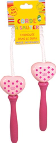 Vilac Skipping Rope, Heart