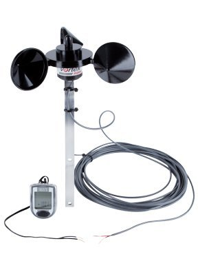 Pole Mount Anemometer by Inspeed