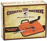 GAMBLER TUBE CUT CIGARETTE MAKING MACHINE - BRAND NEW