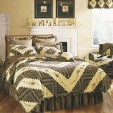 donna-sharp-barn-raising-pine-cone-hand-quilted-cotton-full-queen-quilt-by-donna-sharp-inc