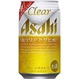 アサヒ クリアアサヒ 350ml×24缶
