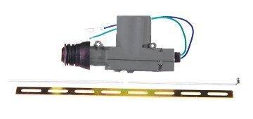 Absolute Dla110 Universal Power Door Lock 2 Wire Actuator Kit