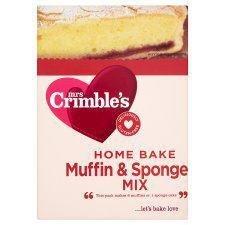 Mrs Crimble's Home Bake Muffin & Sponge Mix 200G