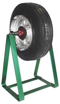 aircraft wheel balancing machine
