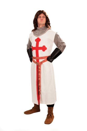 Monty Python and the Holy Grail: Sir Galahad Costume (S/M) - Halloween Costumes