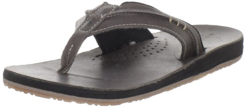 Reef Men's Reef Marbea Flip Flops R2390Bla Black 6 UK