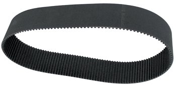 "Replacement 1 1/2"" Wide Kevlar Reinforced Belt Fits 45-68 Tooth Combination - 138 Teeth Fits Big Twin 4 Speed 1965/1984 With Electric Start-By-Belt Drives Ltd."