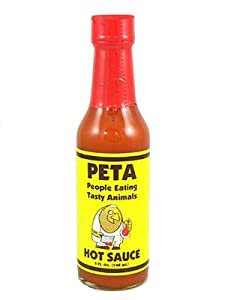Peta Garlic Habanero Hot Sauce 5oz
