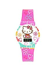 Hello Kitty LCD Watch