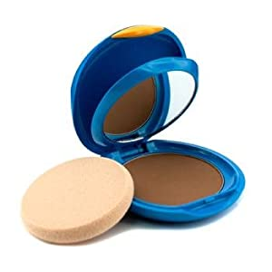 UV Protective Compact Foundation SPF 30 (Case+Refill) - # Dark Beige - 12g/0.42oz