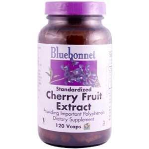 Bluebonnet Cherry Fruit Extract, 120 Vegi Cap