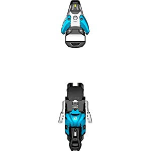 Buy Salomon STH2 16 Ski Bindings - Black Blue - (130mm) - 2014 by Salomon