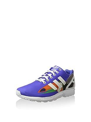 adidas Zapatillas ZX Flux (Azul / Blanco)