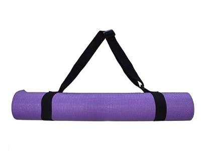 GOGO 32 Inch Yoga Mat Harness Strap, Yoga Mat Carrying Strap (Just Strap, Not Mat)
