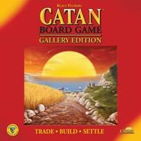 Catan Gallery Edition
