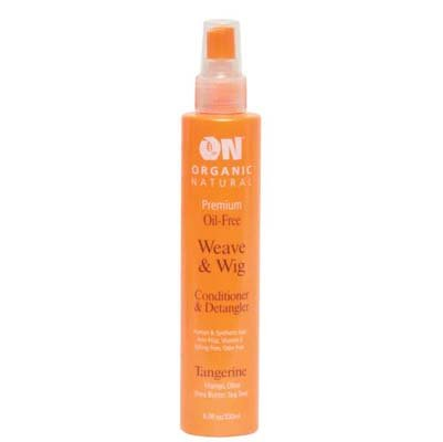 ON Organic Natural Premium Oil-Free Weave & Wig