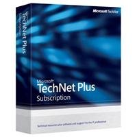 Microsoft Technet Plus 2006 English North America Single User Renewal