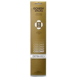 Incienso Gonesh Extra Rich coco