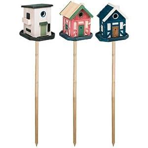 flamingo mangeoires oiseau nichoir maison d 39 hiver sur. Black Bedroom Furniture Sets. Home Design Ideas