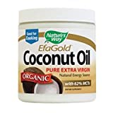 Natures Way Organic Coconut Oil