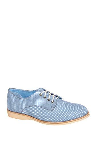 Derby Low Heel Oxford