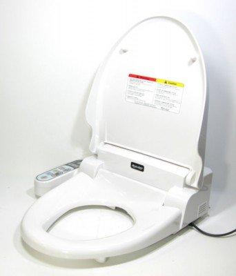 Sunpentown Magic Clean Bidet With Dryer (Round) front-690812