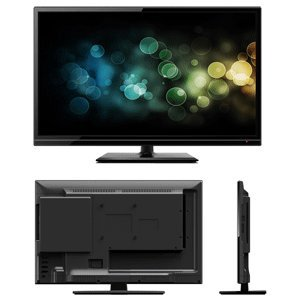 """Majestic Global Usa - Majestic 21.5"""" Ultra Slim Hd Led Tv With Dvd Player 12V """"Product Category: Entertainment/Televisions"""""""