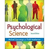img - for Study Guide: for Psychological Science, Second Edition 2 Stg edition by Astor-Stetson, Eileen, Beck, Brett (2006) Paperback book / textbook / text book
