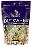 Eden Foods Organic Buckwheat Hulled Whole Grain 16 oz bag