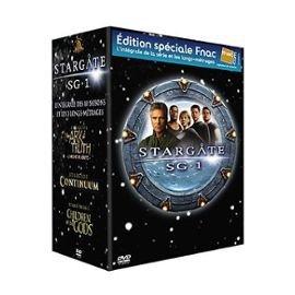 """Stargate Sg.1 - L""""Integrale Des 10 Saisons Et Les 3 Longs-Metrages"""
