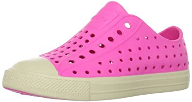 Native Jefferson Slip-On (Toddler/Little Kid/Big Kid),Hollywood Pink,4 M US Toddler