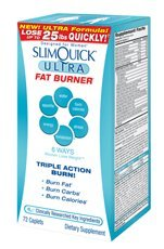 Slimquick Ultra Fat Burner 72 Capsules