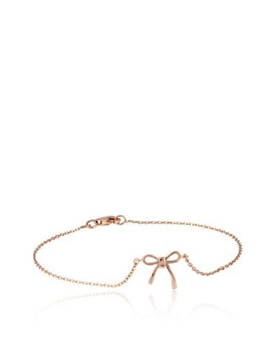 Divas Diamond Pulsera Diamante Tie Oro Rosa