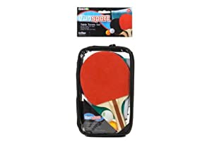 Full Size Table Tennis Set