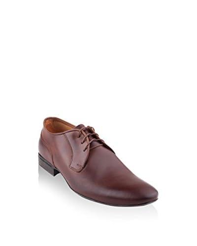 MYS Zapatos derby Marrón