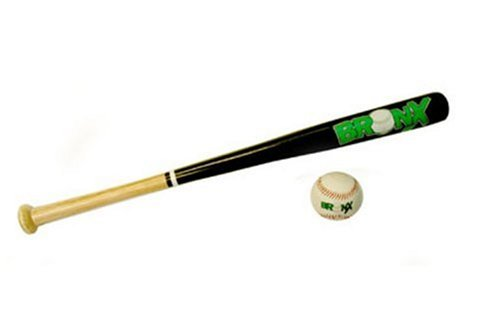 Bronx Baseball Bat & Ball Set