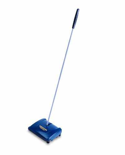 """Oreck Commercial Pr2600 Restaurateur Wet/Dry Sweeper With Sturdy Hang Style Handle Grip, 9.5"""" Head Width"""