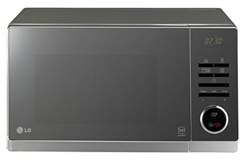 LG MH6353HPR.BSLQLGE Micro-ondes 23 L Argent