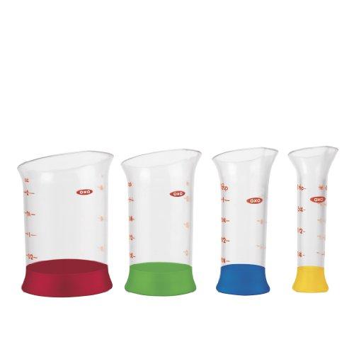 OXO OXO Good Grips 4-Piece Mini Measuring Beaker Set