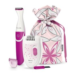 Philips HP6548 Epilator and Bikini Trimmer